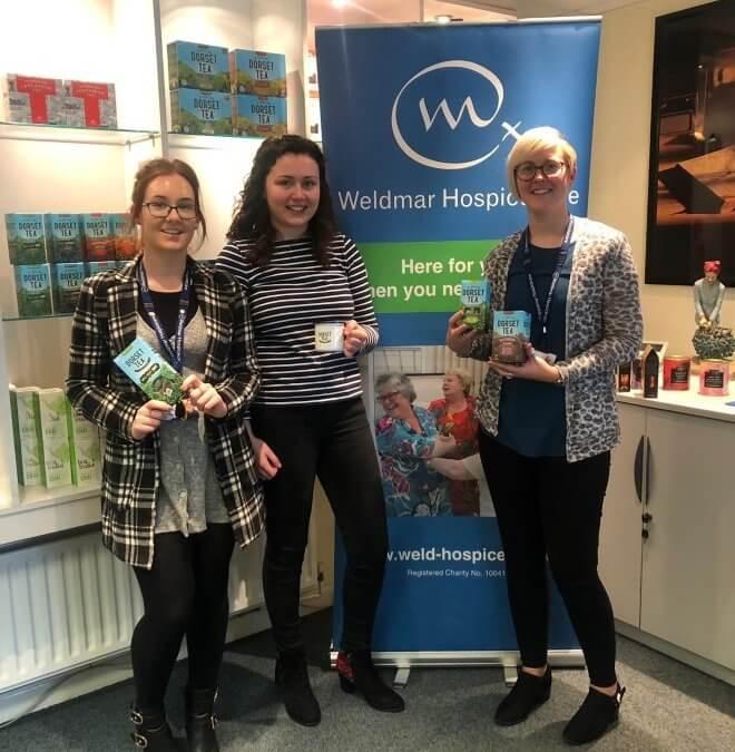 Weldmar Charity partnership