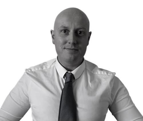 Richard Langdon - Administration, Communication and Membership Coordinator