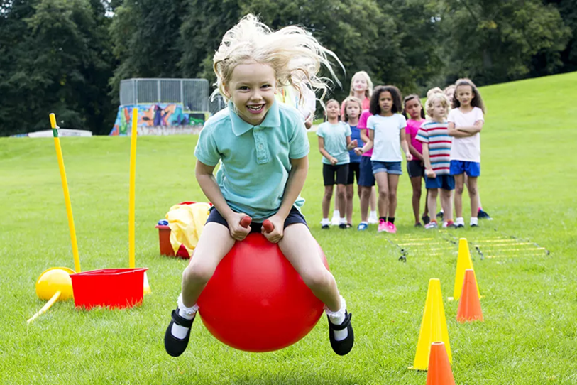 HMRC can help towards the cost of children's summer holiday activities